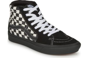 vans-sk8-hi s (high-top trainers) in-womens-black-vn0a3wmb17q1-black-trainers-womens