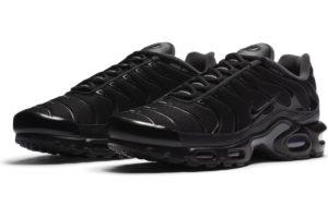 nike-air max plus-mens-black-ct1097-001-black-trainers-mens