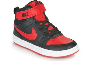 nike-court borough mid 2 ps ss (high-top trainers) in-boys