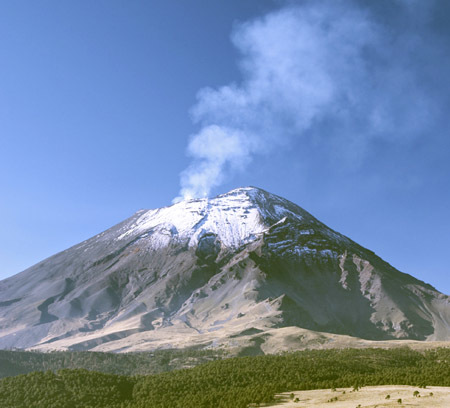 Standard vulkan mexico