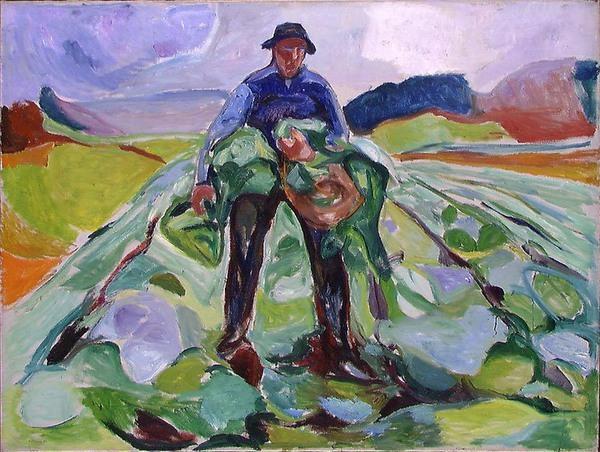Edvard Munch – Norsk kunstnerleksikon