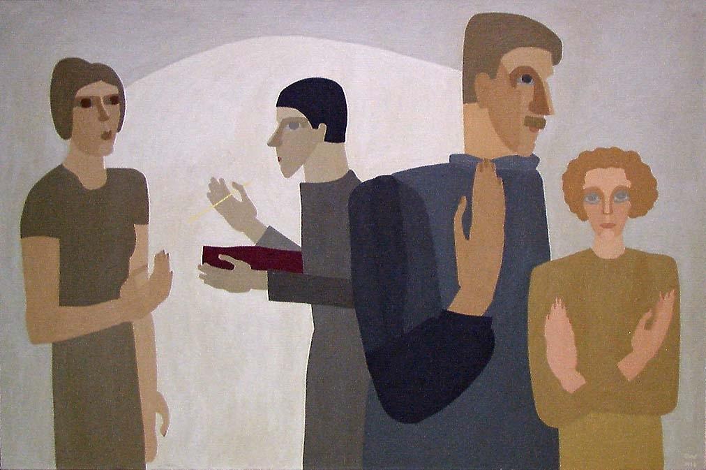 Charlotte Wankel – Norsk kunstnerleksikon