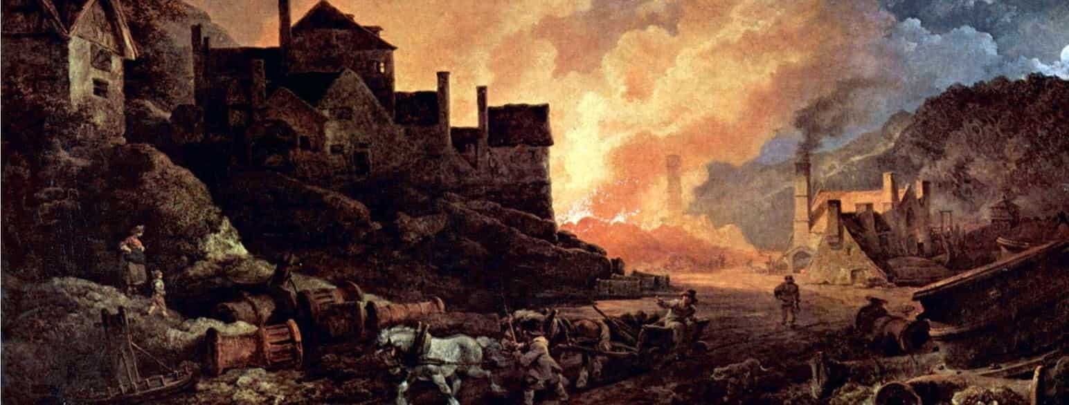 den industrielle revolusjon – Store norske leksikon