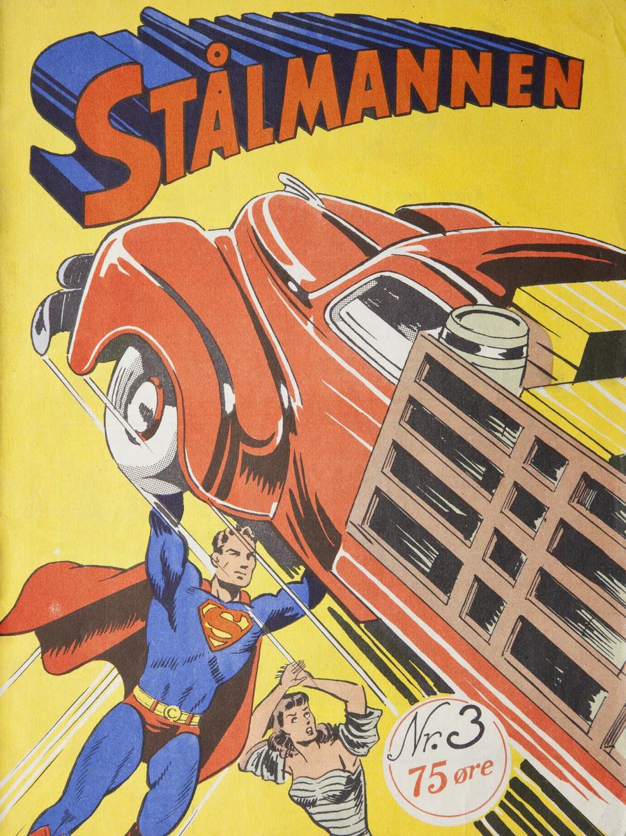 Standard 386 supermann