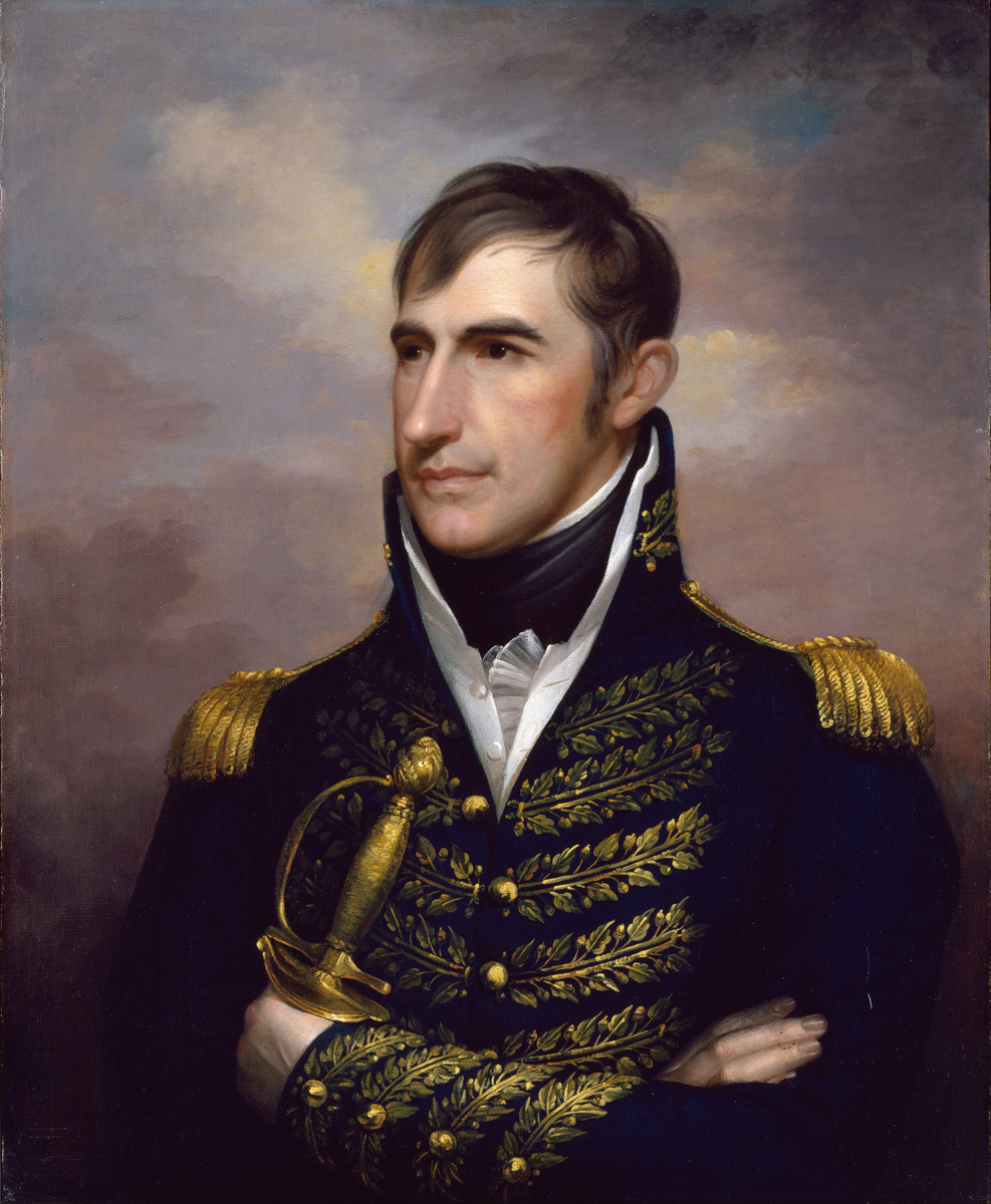 Standard rembrandt peale   william henry harrison   google art project
