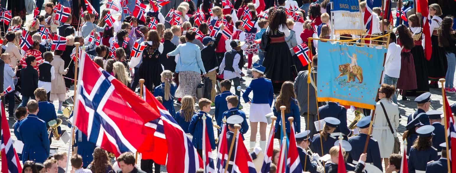 17. mai – Store norske leksikon