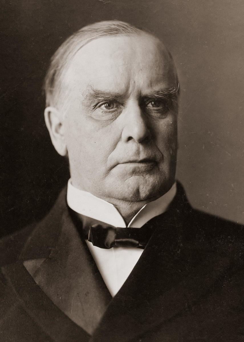 Standard william mckinley