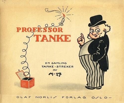 Standard professor tanke