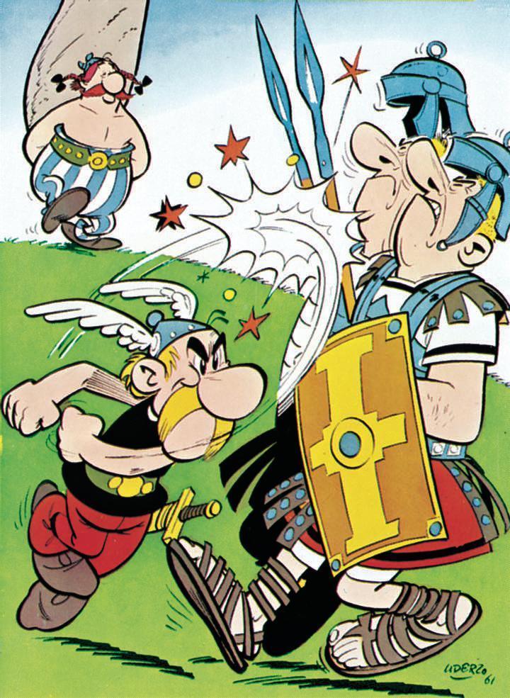Standard asterix