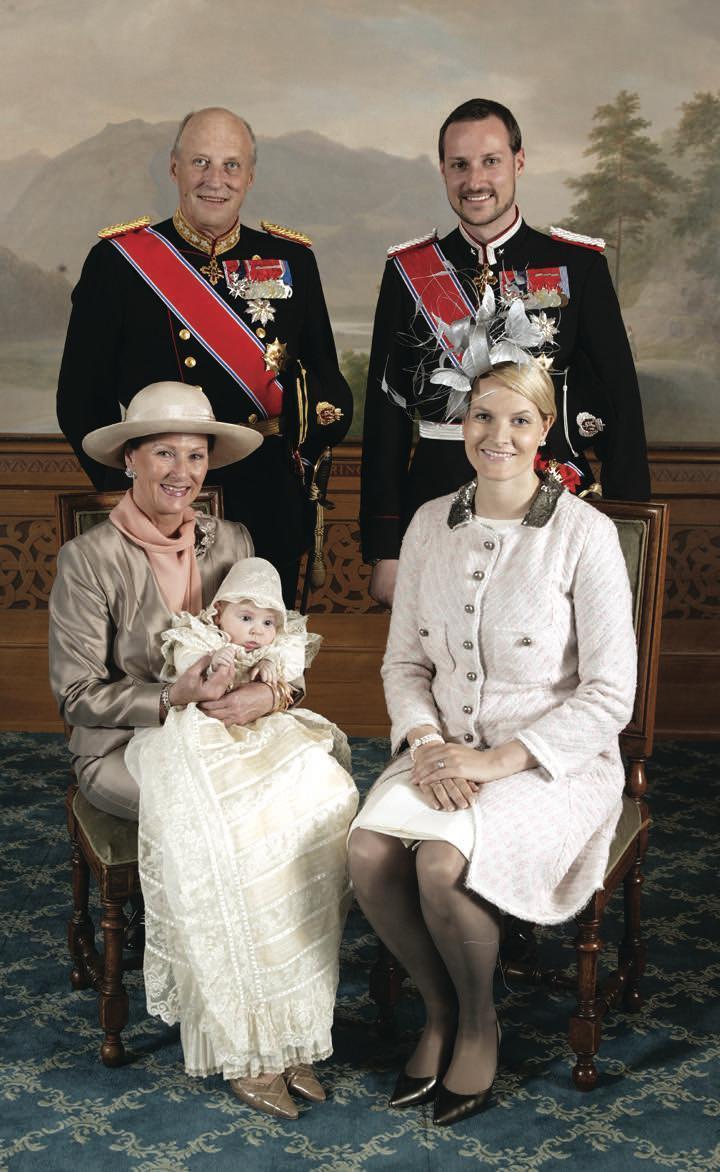 Standard norge kongefamilien