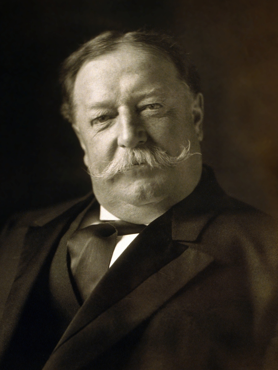Standard william howard taft 1909b