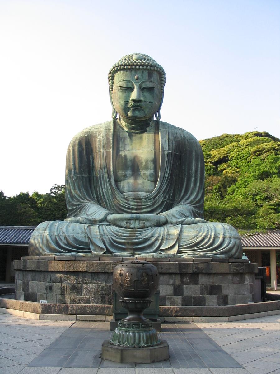 Standard budda daibutsu