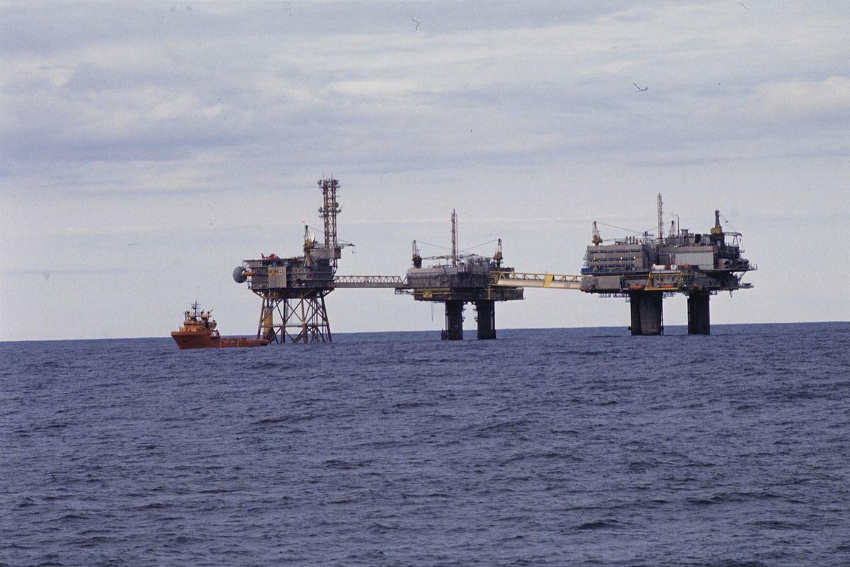 Petroleumsfeltene Pa Norsk Kontinentalsokkel Store Norske Leksikon