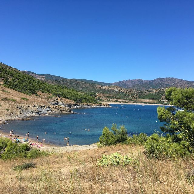 Reserve naturelle  Cataluna magnifique !