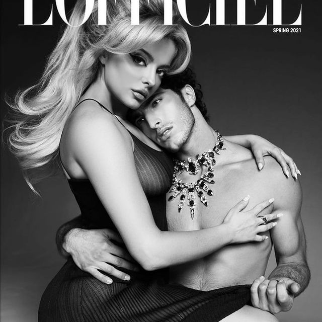 TRAILBLAZER @lofficielitalia Cover out now with @beberexha ⭐️ Editor in chief @GiampietroBaudo  Photographed by @StevenGomillion Art direction + Celebrity Casting @GabrielReyInc Styling @Jacfleurant  Hair @Cesar4styles  Make-up @MakeupbySamuel  Fashion coordinator @therealGiulioMartinelli