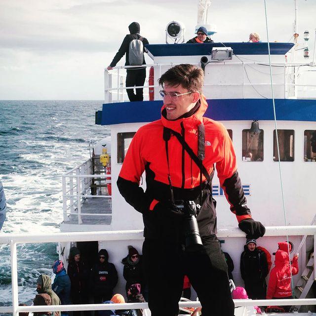 Swipe ➡️ for the catch of the day 🐳💦 - - #norway #andenes #whale #arctic #adventures #oceanwildlife #spermwhale #wildlife #ocean #sea #northernnorway #photography #nikon #nikoneurope #andoya #discovernorway