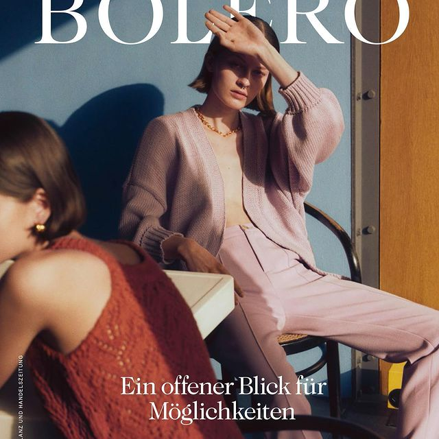 Thank you for having me on the cover for @boleromagazin 🤍, #tb when we shot in beautiful Le Corbusier house in Zurich, Switzerland 🇨🇭  Photo by @rahel_weiss  Styling by @krimu  MUAH by @rachelbredy  Assistance @nina_tatavittomakeup  Production @studioseptember_ch @susannemaerki  Agency @thewall.agency @wave_management   Was a pleasure to work with you all 🤍🤍🤍   #model #internationalmodel #modeling #editorial #covershoot #covergirl #cover #magazinecover #magazine #print #modelscom #boleromagazin 
