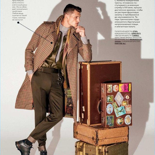 #Repost @nextmodelslondon J O H N — John Todd @johnjamestodd stars in GQ Style Russia @gqrussia for November 2018. Photographed by @ivanBideac ., Styling by @styleitolmes , Grooming by @errolkaradag @soulartistmgmt #nextmodels #NextMen