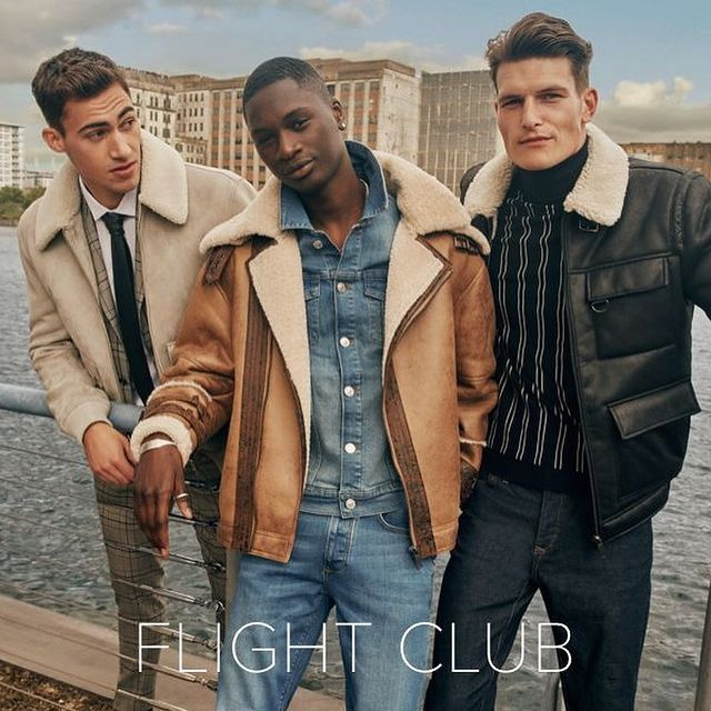 New work with @riverisland @riverislandman River Island AW Outerwear 2019