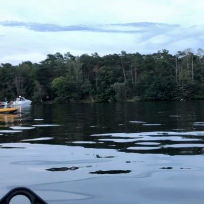 A day on the electric dingy