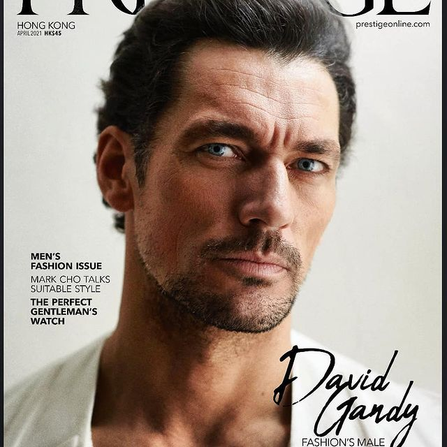 Thank you to @prestigehk magazine and this wonderful cover shot by the talented @olivieryoan. I will post a link soon to the interview where we talked about my 20 year anniversary in the fashion industry and what the future holds. Thank you also to all the team involved.