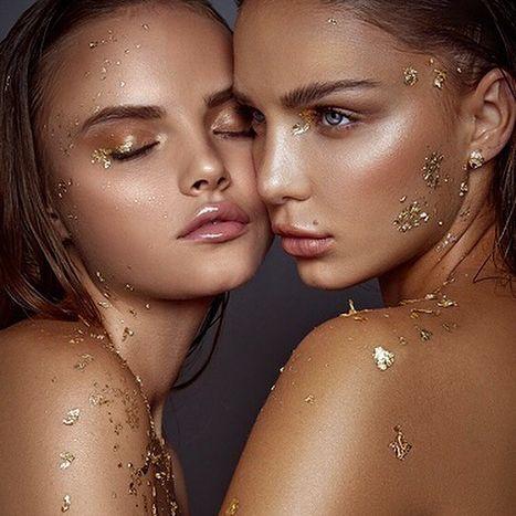 #editorial for @lucysmagazine #47 ⭐️ Ph. @shilat_mizrahi  MUA @tal_davara @solo_agency_telaviv  Hair @arielettedgi & @ania_chab @mc2telaviv  #photoshoot #beauty #fashion #gold #autumn #makeup #styling #create