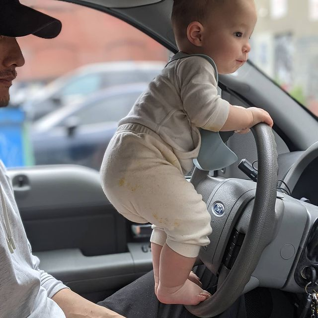 Baby Driver 😁