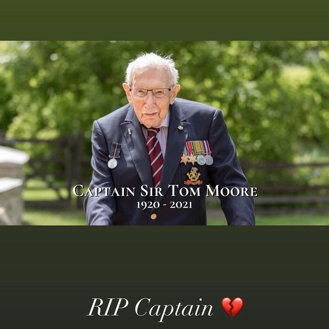 What an incredible man!!  May you RIP sir