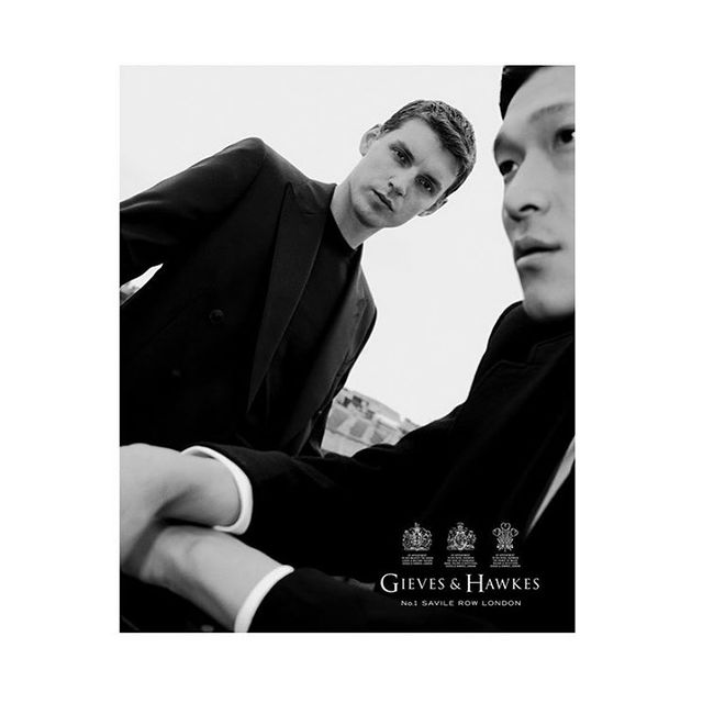 @gieveslondon AW Campaign