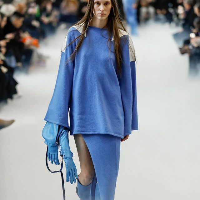 One and only @rickowensonline 💙