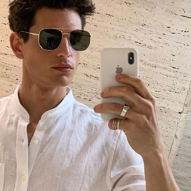 Sunglasses and coffee☕️