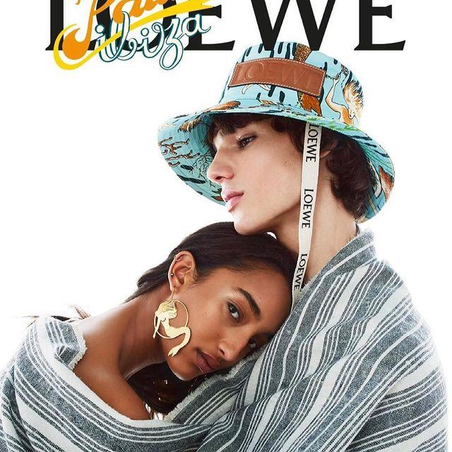 @loewe @loewe_perfumes @jonathan.anderson 🏝 🐠💙🐙💚🦀🐳