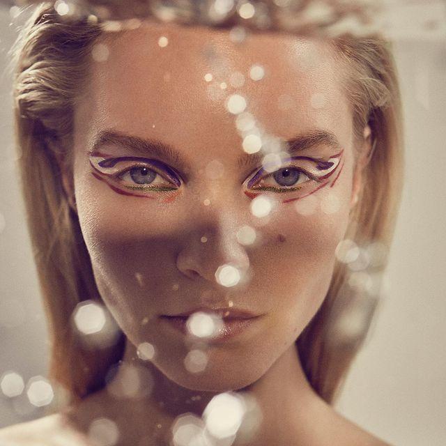 Marie Claire beauty  Photo @fraukefischer  Makeup and hair @melanie_schoene