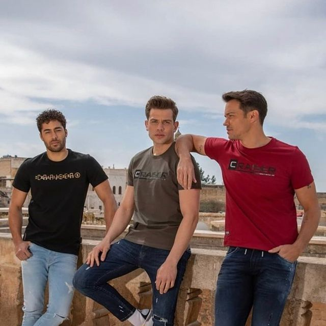 Our new joint work in turkey, in the famous mardin city! @flashmodelturkey  @visagemodelshungary @moscollection