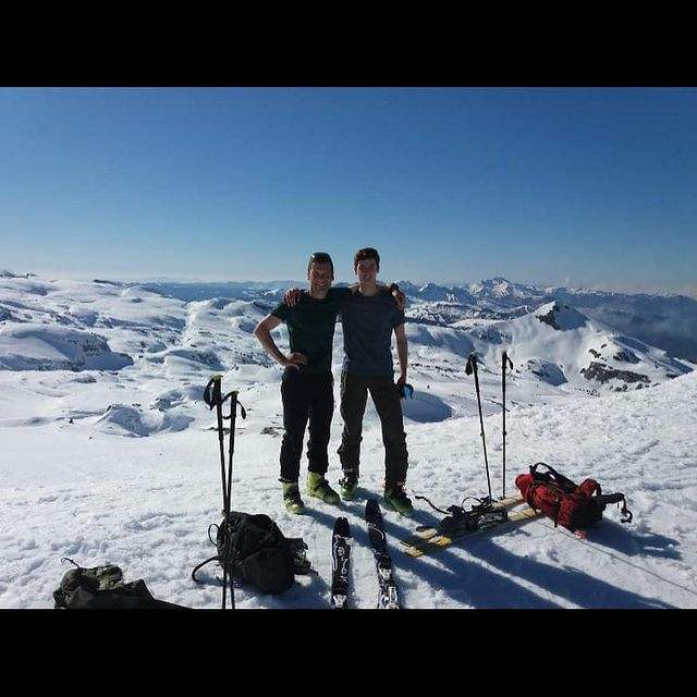 Pyrénées ski de randonnée