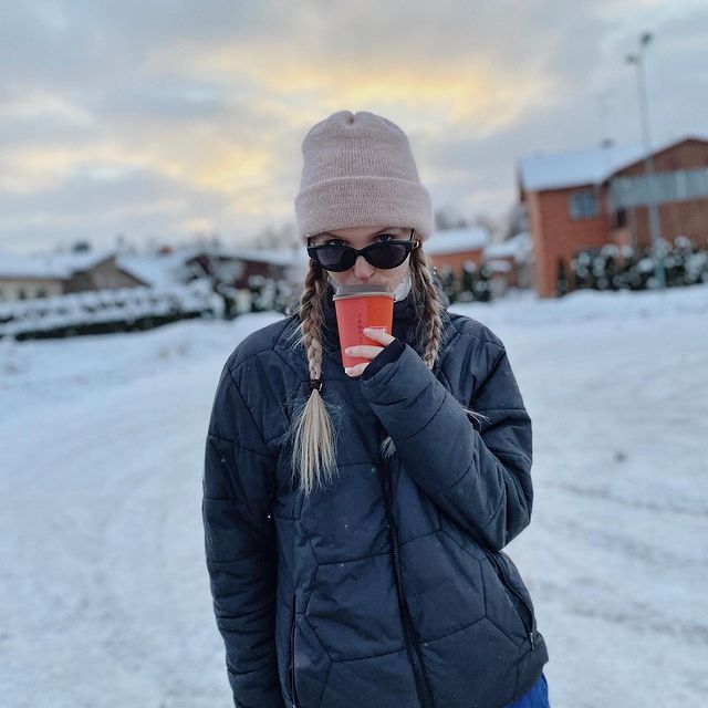 Short story of how I went cross country skiing and highly disliked it