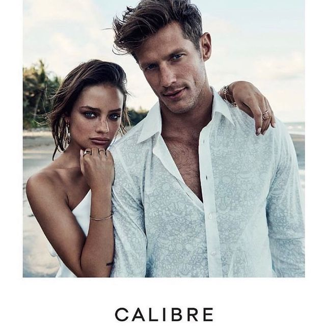Repost from @markcoombes1 • #tbt one of my fave campaigns beautiful @jessleebuchanan @domeniquemelchior for @calibreaustralia SS19 shot by @simonlekias creative direction @markcoombescreative @markcoombes1 styled by @nadeneduncanstylist hair and grooming @sophieroberts_hair production @sunshinegrace