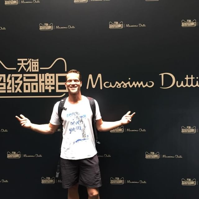 Massimo Dutti Fashion Show in Shanghai #cheche #mihaow