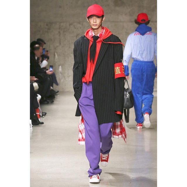 #NYFW #FW18 #Menswear CHINADAY-PeaceBird  Thank you @peacebird_official @amcasting  #fashionweek #fashion #mensfashion #runway #show #NYC #newyorkfashion #ChinaDay #peacebird #liyufeng