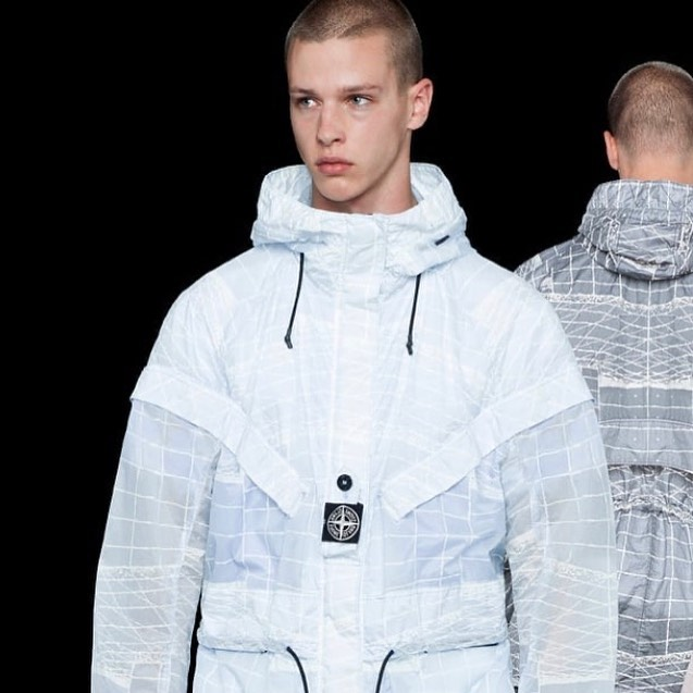 Finally there's enough of me to go around  . Thanks to the whole team @stoneisland_official  . @dthomasjones @chaptermgmt ‼️❤️‼️