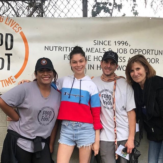 GOOD MORNING FRIENDS! ☀️🧡   I have started a fundraiser with @foodonfootla this link takes you straight to the donation and information page -   https://give.foodonfoot.org/azizidonnelly   ( swipe up link in my story )    @foodonfootla has been helping our homeless neighbors get back into society and get their lives back for the last 24 years thanks to the help of YOU they do not take help from the government. More then ever people need safe homes, big or small your donation helps more then you might know. It's more then just a meal it's a chance at life again. The only thing separating you from them is unfortunate circumstance these people deserve a home, safety, meals and a chance to build a life for themselves and their families. Your donation helps make this possible. If you can donate I know everyone at food on food will be immensely greatful or maybe you know someone who would like to donate and can share this link with them? THANK YOU and happy safe holidays! 🧡 ❤️