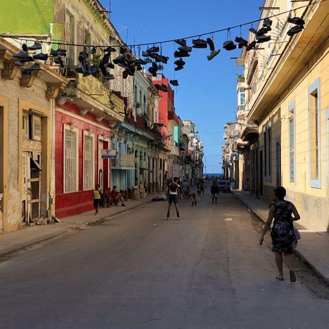 La capital de Cuba