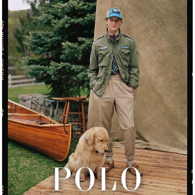 Shooting campaign for @poloralphlauren is something else.  This family is so passionate so dedicated on what their doing... Can't thank you enough ❤️