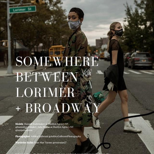 Masks but make it fashion 😷 @londonrunwaymag