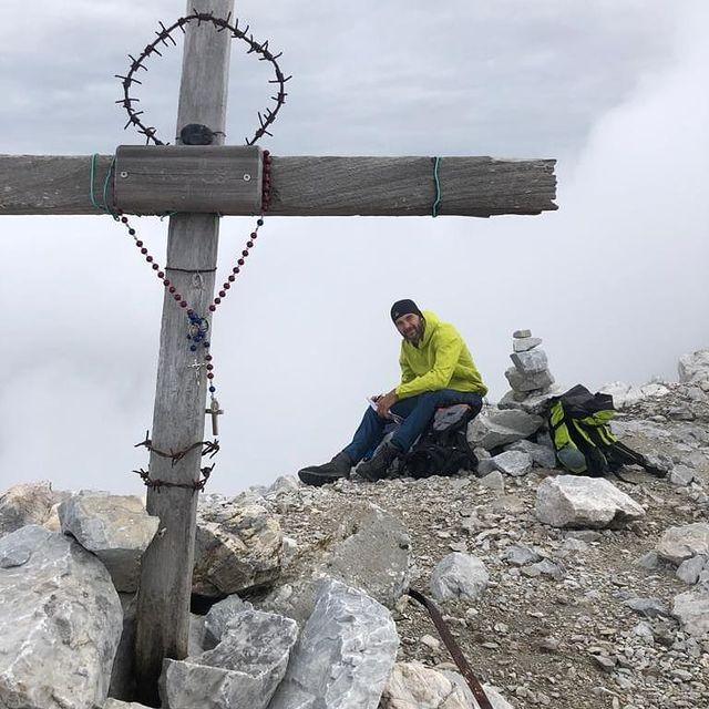 Monte Peralba 2694m ❤️