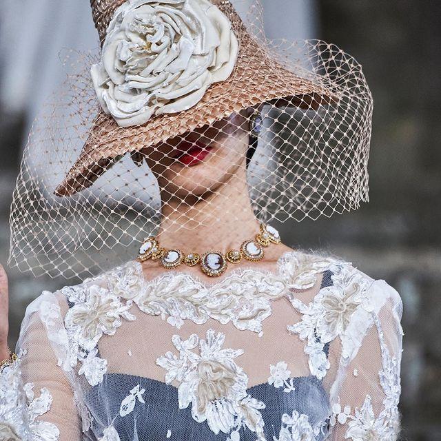 Dolce&Gabbana Alta Moda 2020 Show @dolcegabbana ✨  Amazing My First Milan Fashion Show 🤍 #selectmilano #dolcegabbana