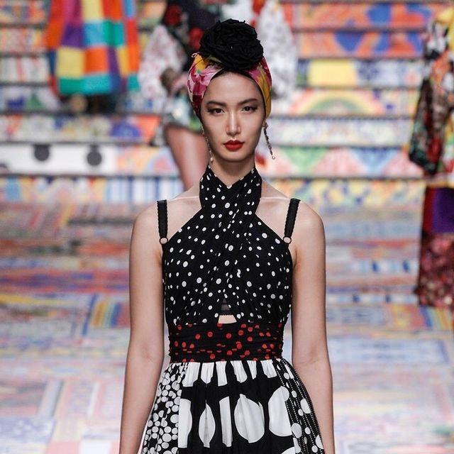 Grazie mille! Dolce&Gabbana SS21 🖤🤍♥️ Big Thanks to @dolcegabbana #domenicodolce #stefanogabbana #deciosantos @selectmodelmilano @stefano_selectmilano  #model #dolcegabbana