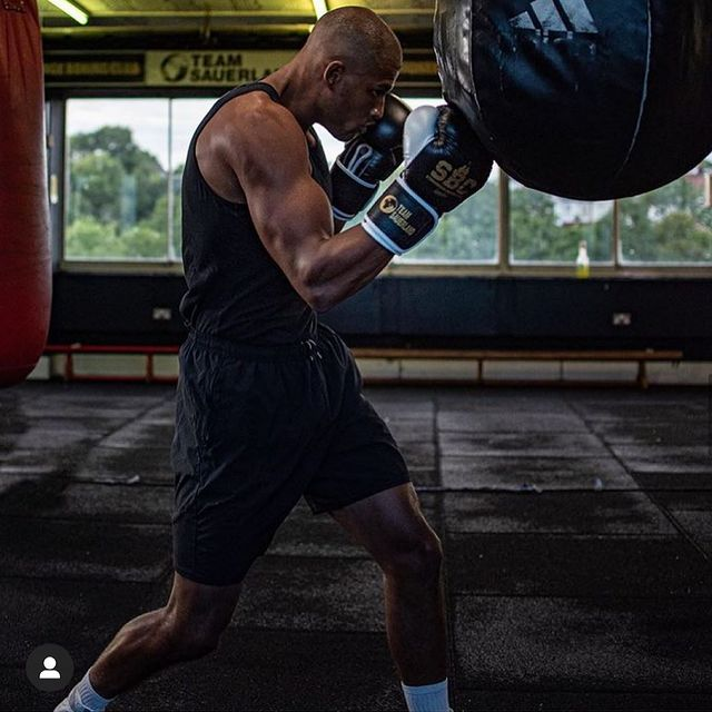 See you tomorrow 10am #fightingfixx live workout make sure to follow @boxxer now! And hit that notifications button@to stay updated. Also special guest joining in @troywilliamson_1 🥊  @stonebridgeboxingclub