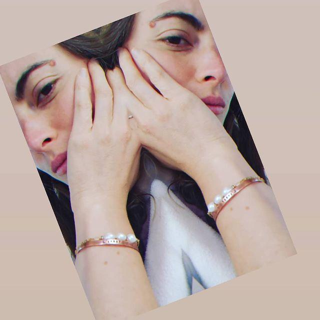 ⚪ #lunedétébijoux  #jewelry #springvibes #pearls @lune_dete_bijoux
