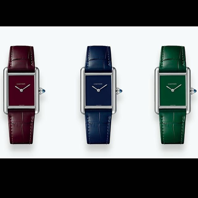 Cartier have just announced some new additions to 2021.  Paying direct homage to the 1980